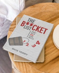 The Bucket List eBook Cover Template