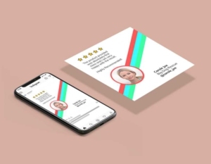 Customer Review and Testimonial Template