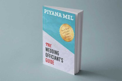 Wedding Officiant Guide eBook Cover Maker