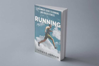 Running and Health Book Cover Template