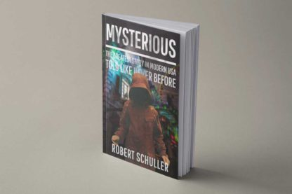 Mysterious Person eBook Cover Maker