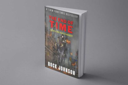 The End of Time Book Cover Template