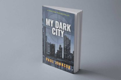 Urban City Target Book Cover Template