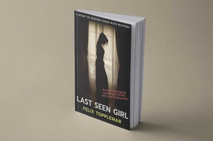 Missing Person Book Cover Templates
