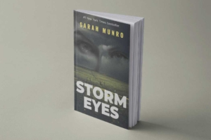 Eye of the Storm Book Cover Maker