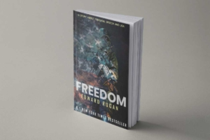 Fight for Freedom Book Cover Template