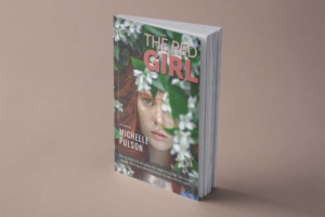 Jungle Girl Mystery Book Cover Template