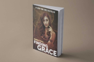 Finding Grace Book Cover Template