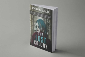 The Lost Colony eBook Cover Template