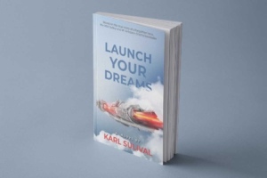 Launch Your Dreams eBook Cover Template