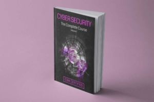 Digital Cyber Security Book Cover Template